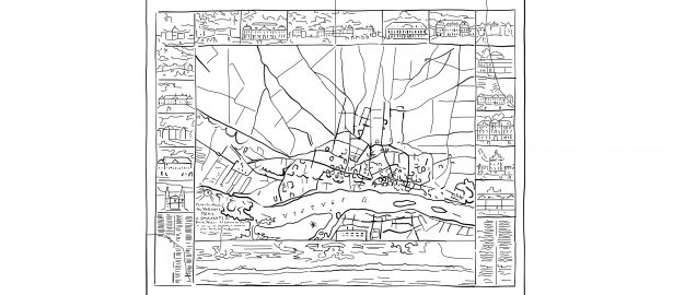 Rooms of Plans and Maps of Warsaw