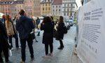 Goście z Norwegii w remontowanych wnętrzach Muzeum Warszawy