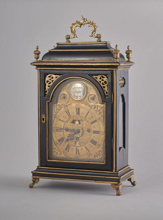 Zegar szafkowy typu bracket, MHW 29422_a