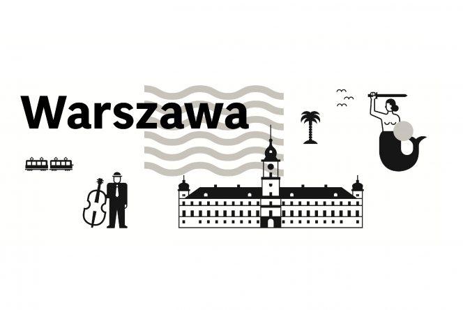 The Warsaw Data   core exhibition