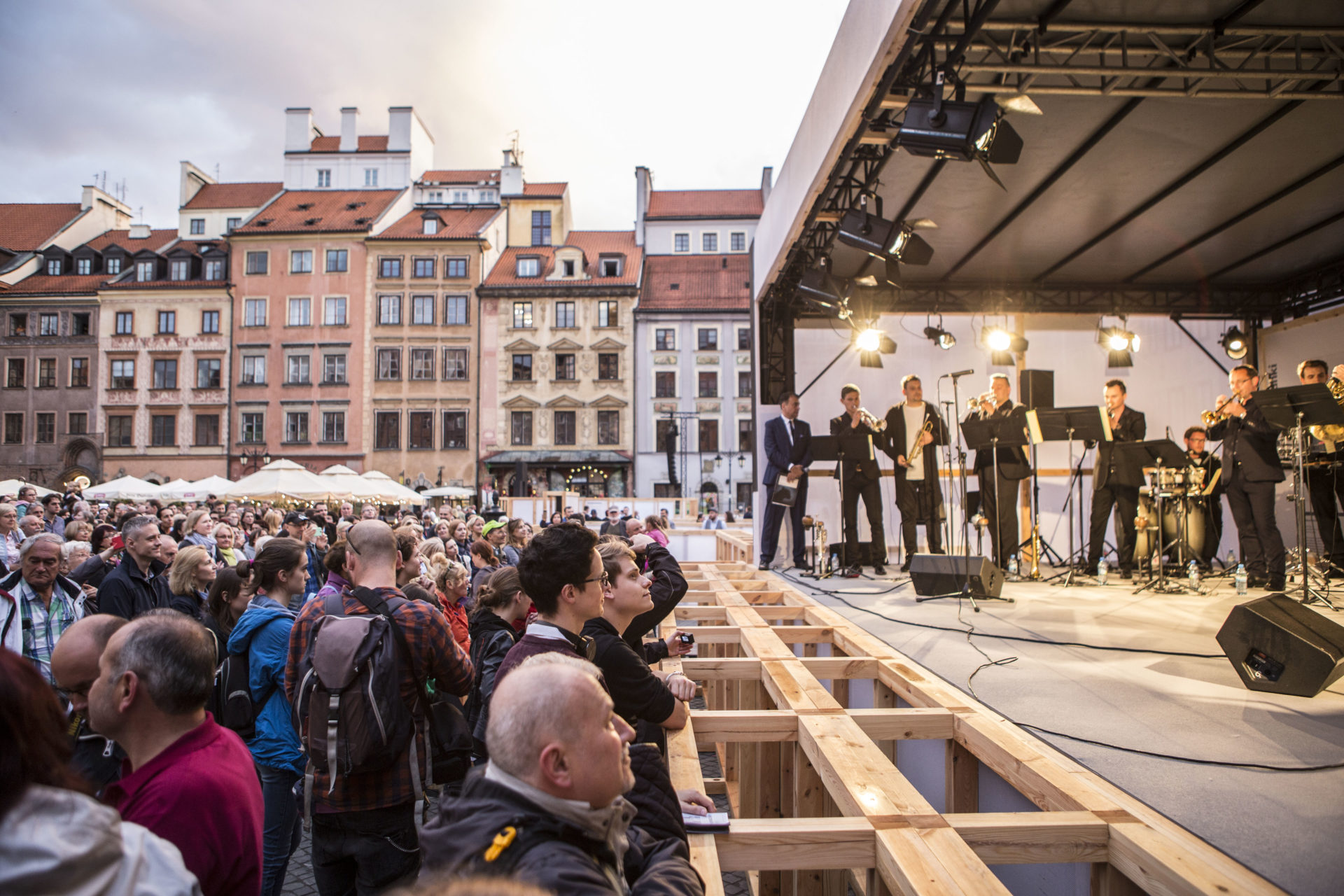 Program otwarcia ukończonej wystawy głównej Muzeum Warszawy 9 i10 czerwca