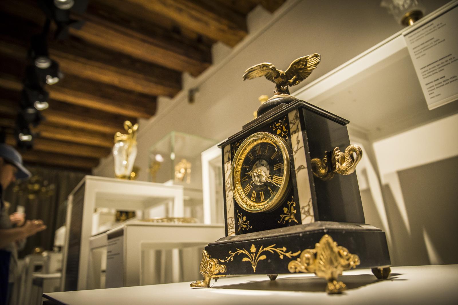 The Room of Warsaw Clocks and Watches, photo: Ewelina Lach/Urząd m.st. Warszawy