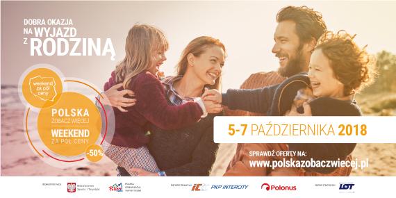 Polska zobacz więcej – weekend zapół ceny wMuzeum Warszawy