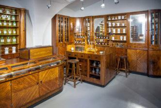 Muzeum Farmacji nominowane donagrody EMYA