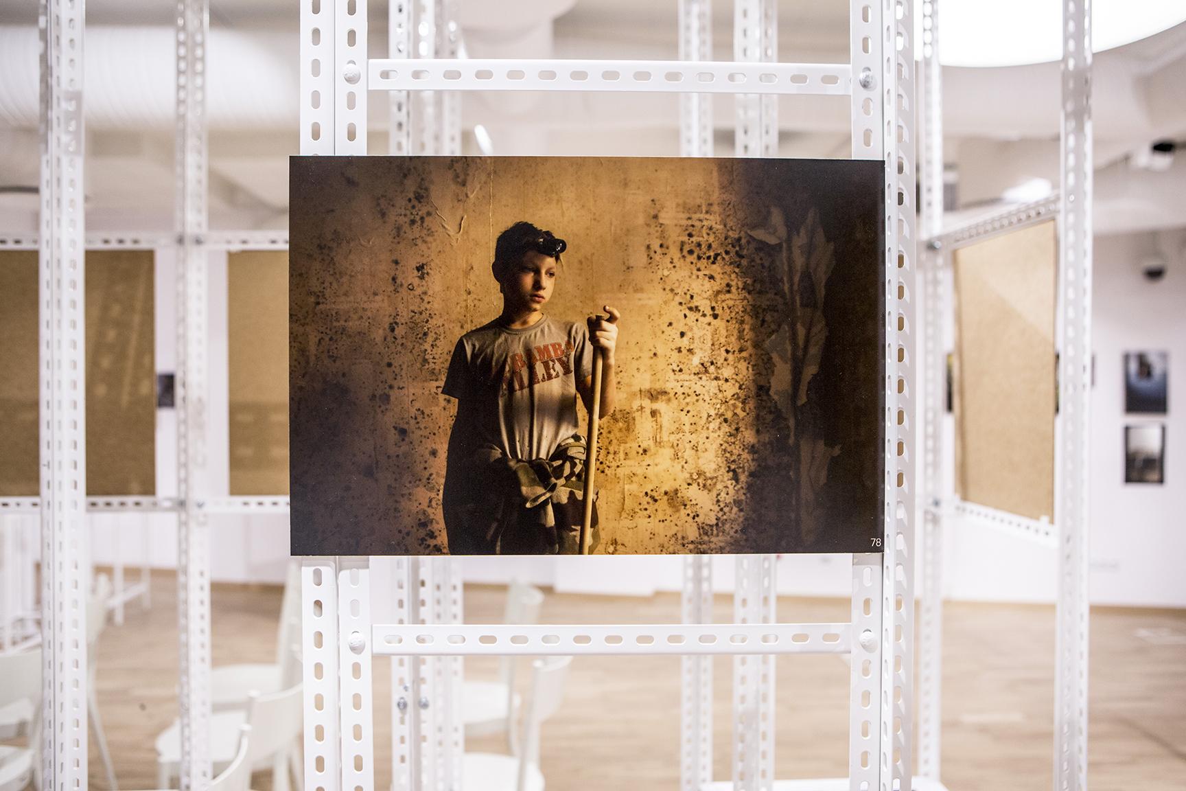 Stalowa Street – A Street of Steel – exhibition of Marzena Bigaj's photography