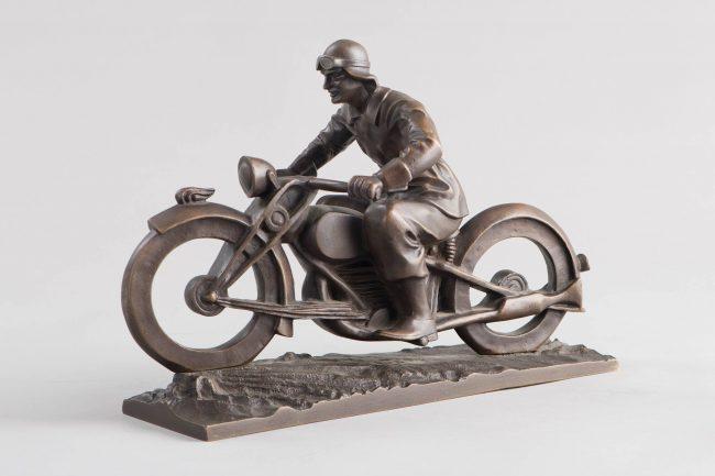 Motocyklista, MHW 29324