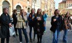 Goście zNorwegii wremontowanych wnętrzach Muzeum Warszawy