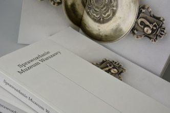 Sprawozdanie Muzeum Warszawy 2014