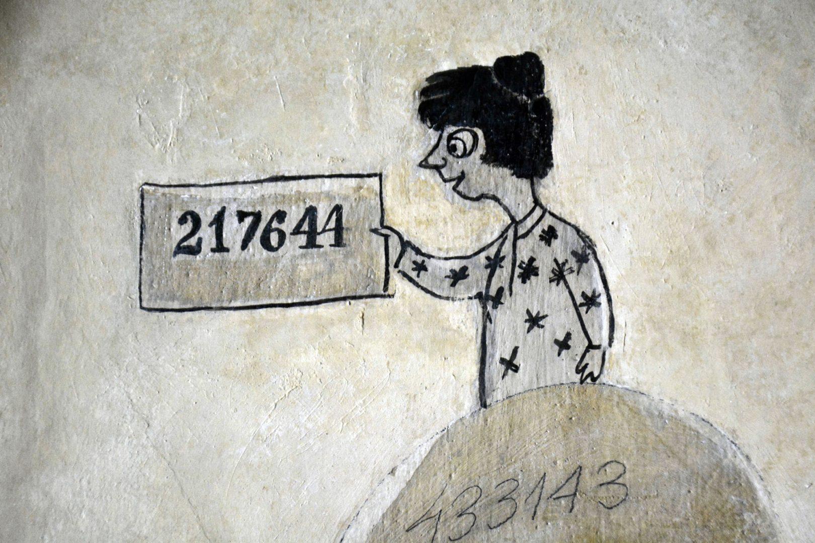 Bezcenne malowidła ścienne namurach Muzeum Warszawy
