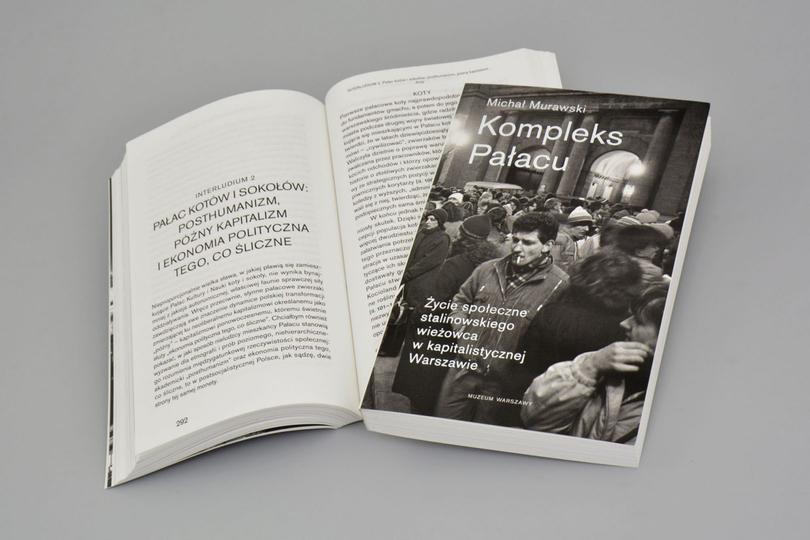 Kompleks Pałacu. Życie społeczne stalinowskiego wieżowca wkapitalistycznej Warszawie