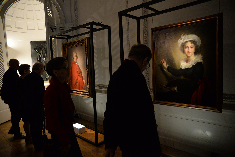 Norwegian guests visit MoW's new interiors