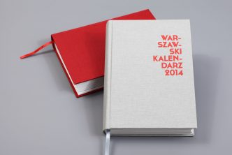 Kalendarz warszawski 2014