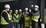 Wizyta na budowie