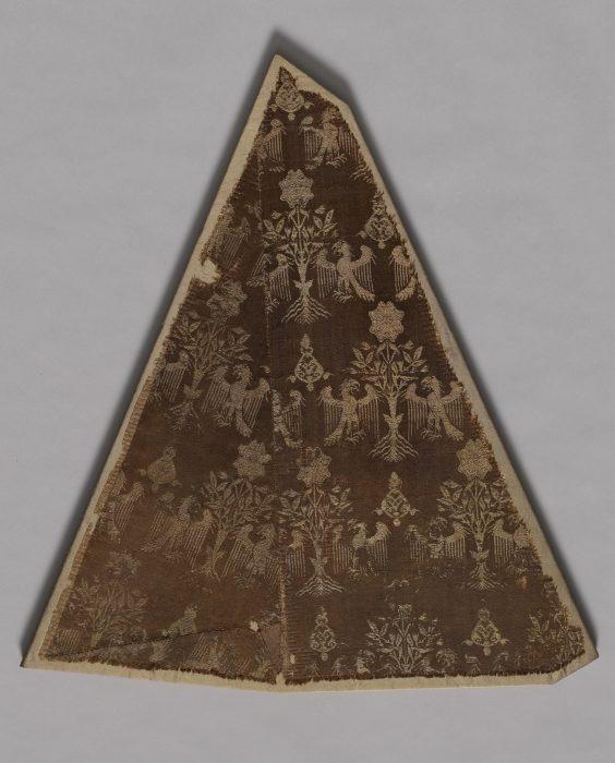 Fragment szaty książąt mazowieckich, MHW 16676