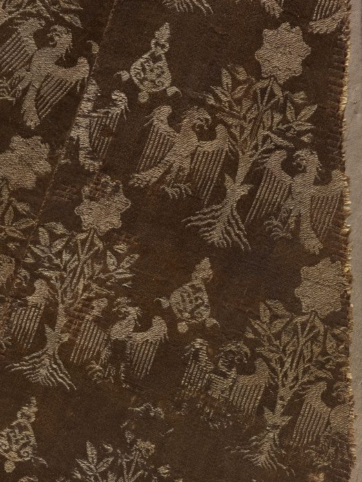 Fragment of a robe of the dukes of Masovia
