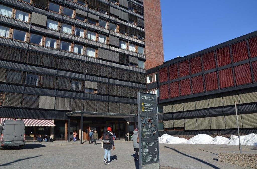 Przedstawicielki Muzeum Warszawy wOslo