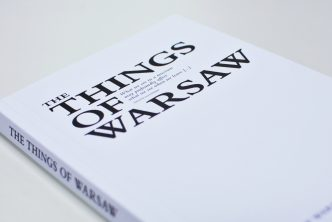 """The Things of Warsaw"" book"
