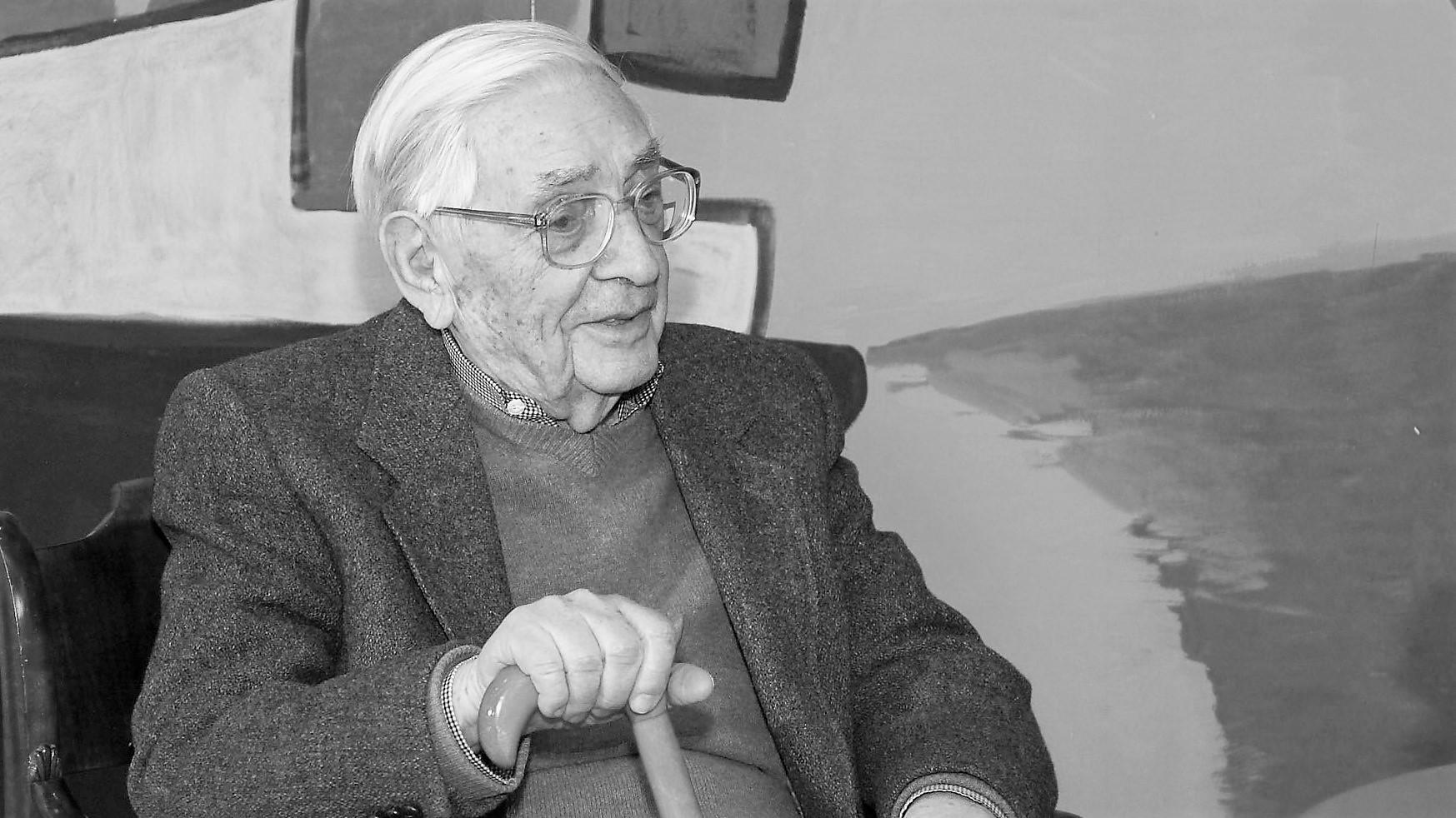 Rozmowa zprof.Januszem Durko (1915–2017)