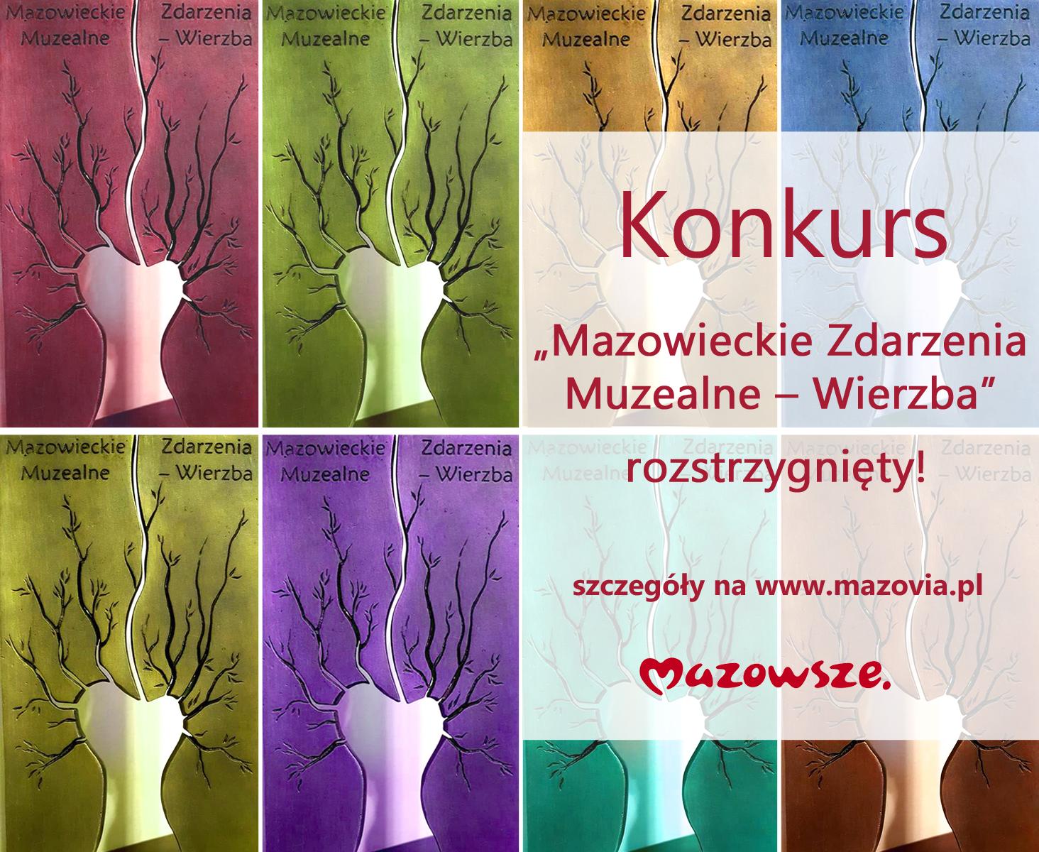 Wierzba 2016: Muzeum Warszawy iMuzeum Warszawskiej Pragi nagrodzone