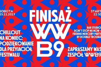 Weekend zamknięcia festiwalu WARSZAWA WBUDOWIE 9