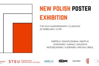 New Polish Poster Exhibition at the Old Hairdresser's in Glasgow