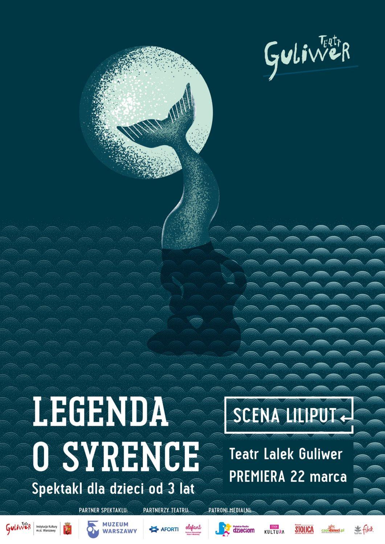 Legenda oSyrence – warsztaty dla rodzin zdziećmi wwieku 2,5–7 lat