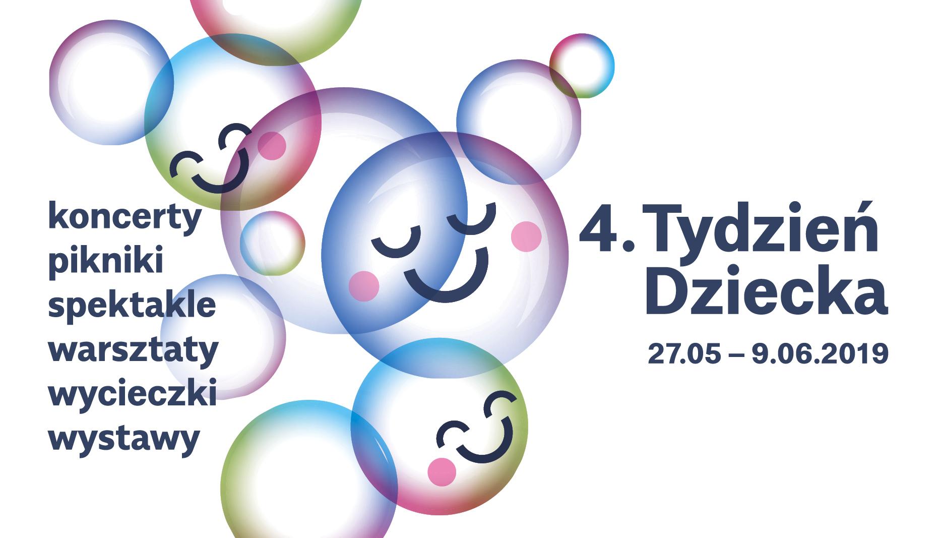 4. Tydzień Dziecka wwarszawskich instytucjach kultury
