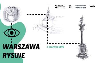 Warszawa rysuje! Wielkie święto rysowania 1 czerwca wMuzeum Warszawy
