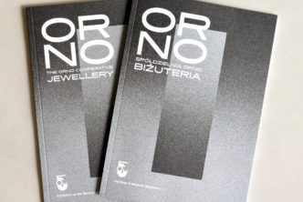 ORNO Cooperative. Jewellery- a booklet accompanying the exhibition