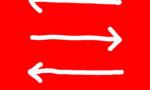 """Plakat z konkursu """"Warszawa – Polska – Europa. Przemiany po 1989 roku"""". Autor: Piotr Depta-Kleśta, wyróżnienie"""