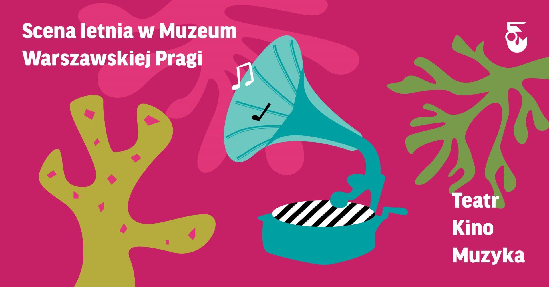 Praga's Summer Stage   Program for August