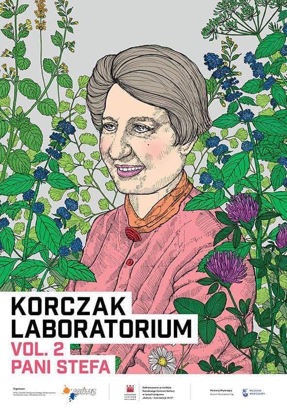 Korczak Laboratorium vol. 2 – Pani Stefa