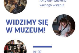 Dni wolnego wstępu wMuzeum Warszawy ioddziałach