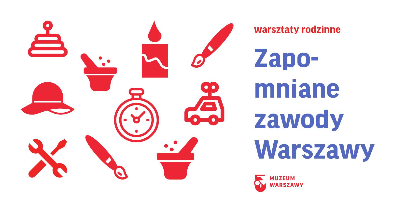 Zapomniane zawody Warszawy | Świecarz