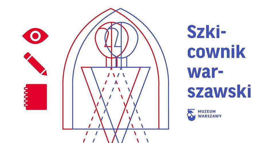 Szkicownik warszawski dla młodzieży i dorosłych