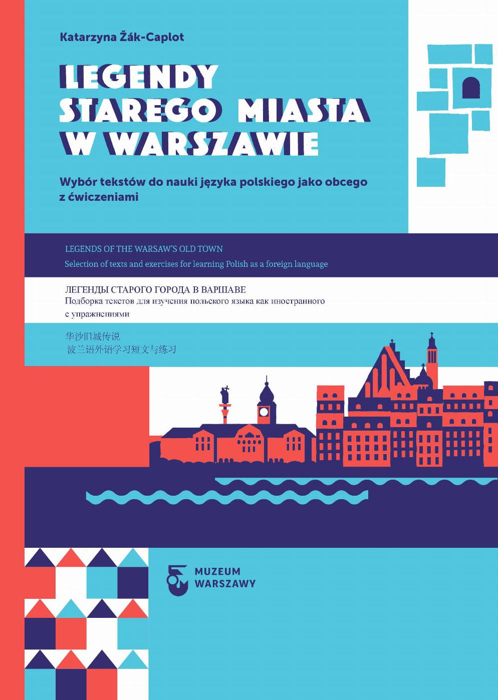 """""""Legendy Starego Miasta wWarszawie"""" zćwiczeniami donauki języka polskiego"""