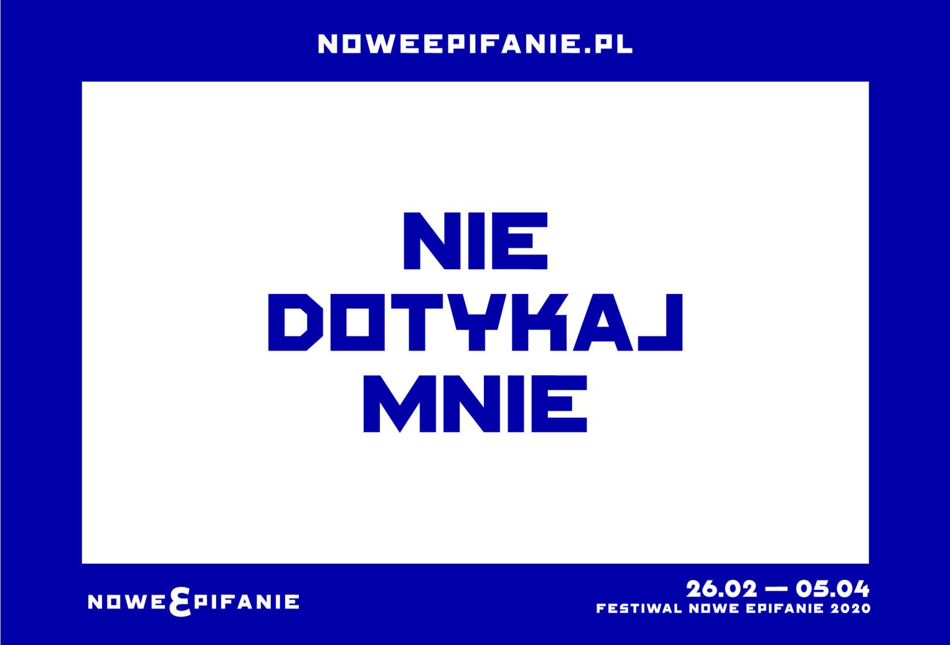 Pokazy filmowe festiwalu Nowe Epifanie wkinie Syrena