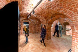 Czasowe zamknięcie piwnic Muzeum Warszawy