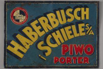 Historia wolskiego browaru Haberbusch, Schiele & Klawe