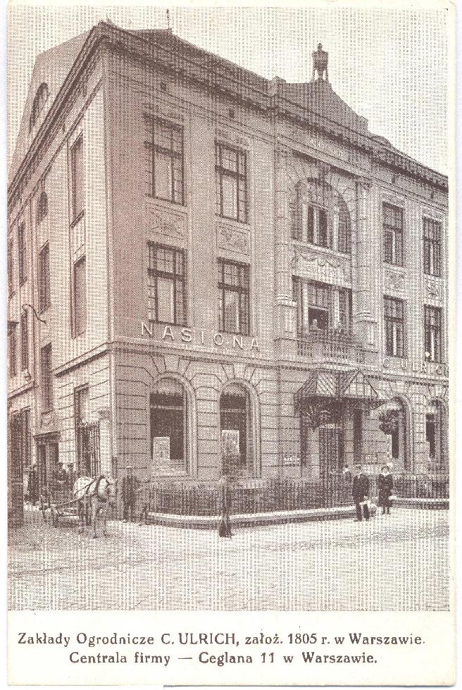 Historia rodziny Ulrichów, cz.1.