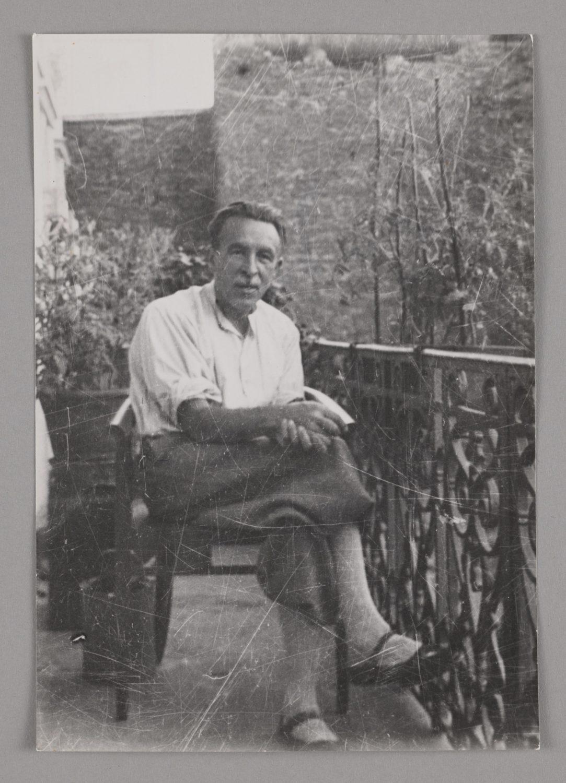 Balkon naBednarskiej – historia jednego zdjęcia