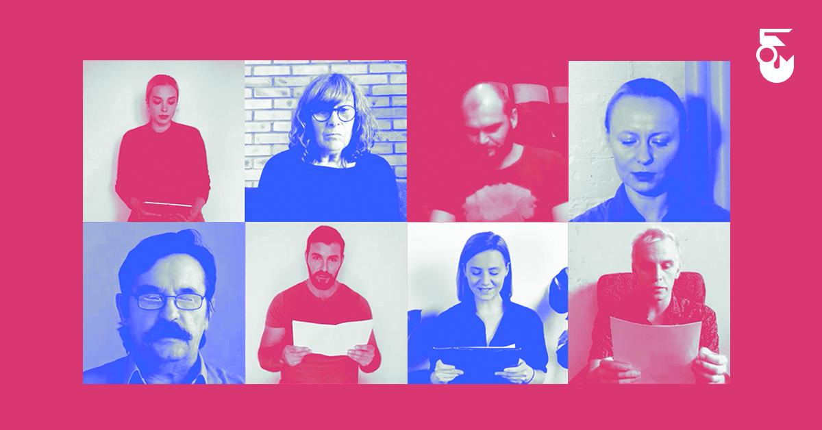 Aktorzy czytają – posłuchaj warszawskich opowieści
