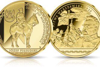 Medale imonety – w100. rocznicę Bitwy Warszawskiej