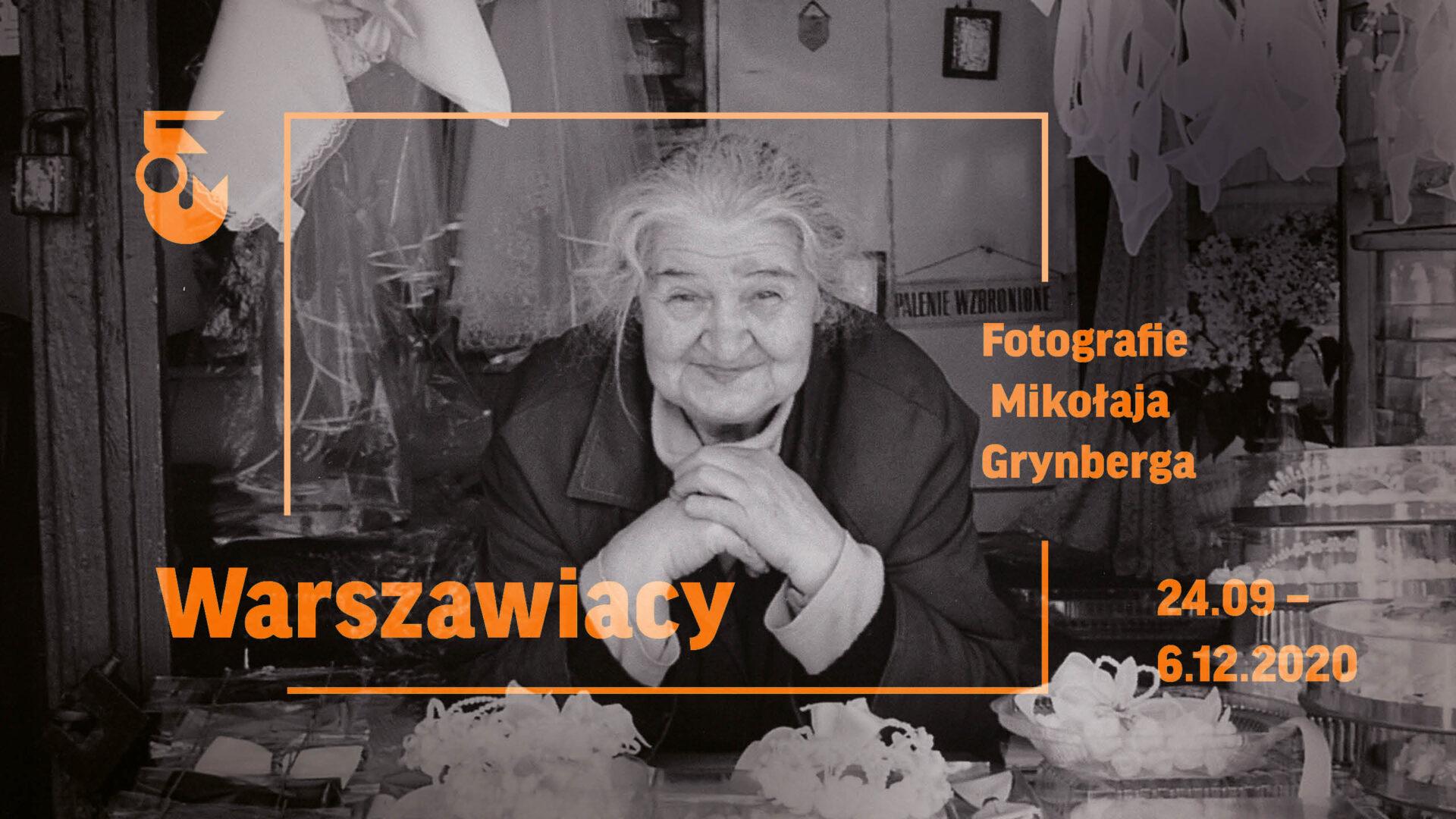 Program towarzyszący wystawie fotografii Mikołaja Grynberga