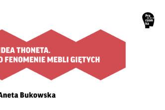 Pracownia Rzemieślnicza -Wykład Anety Bukowskiej