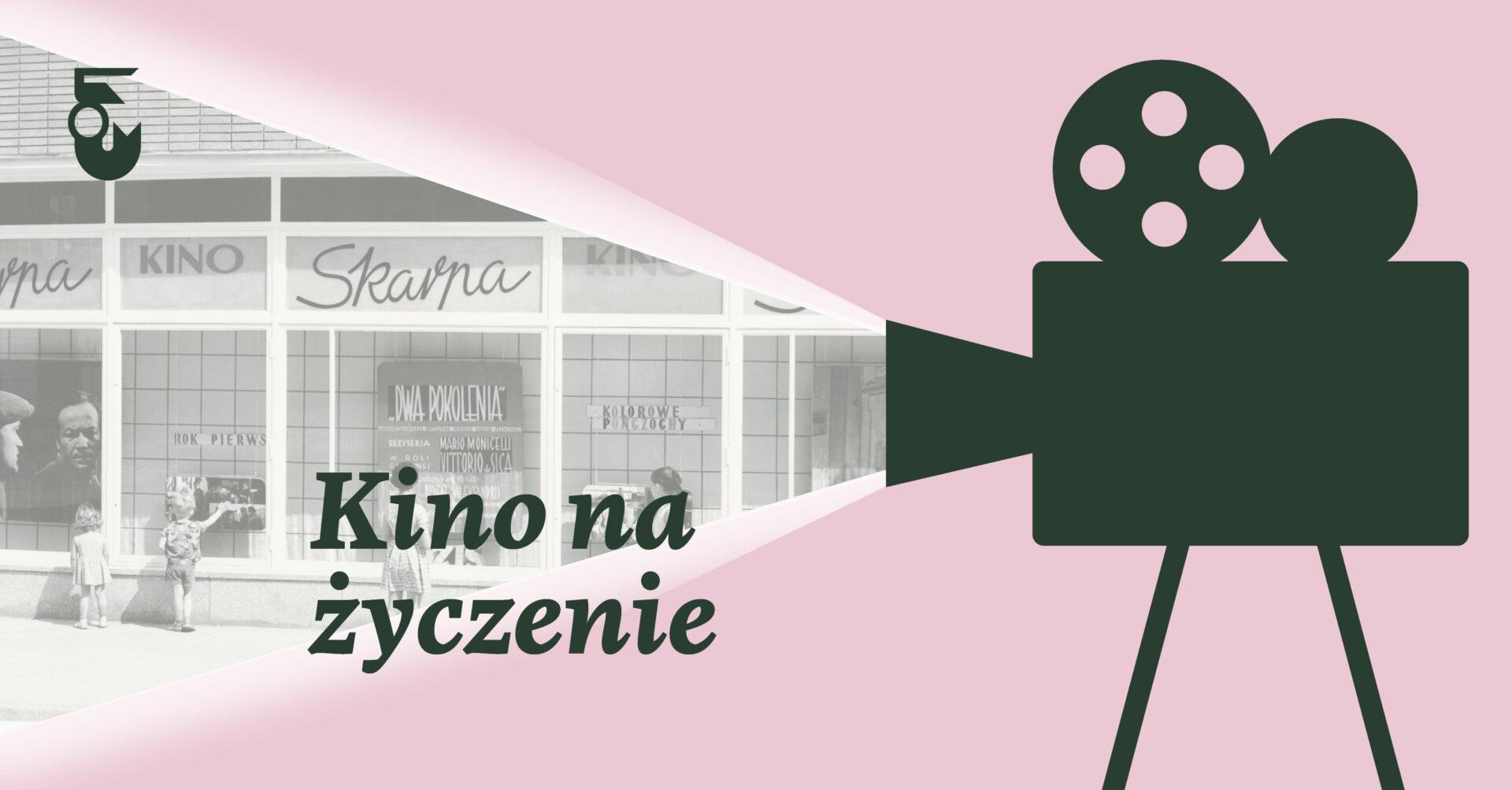 Kino nażyczenie wMuzeum Warszawy