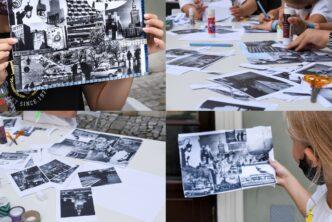Fotoklub warszawski – kolaż zprzeszłością