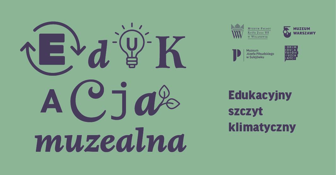 Spotkanie online liderek iliderów edukacji muzealnej 1 marca