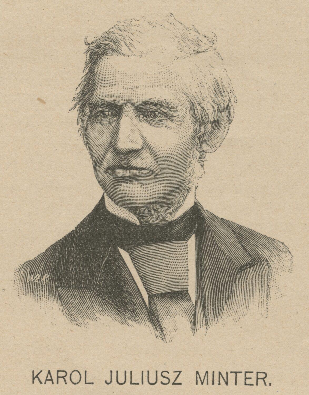 Prawobrzeżni – Karol Juliusz Minter