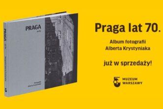Warszawska Praga naczarno białych zdjęciach Alberta Krystyniaka